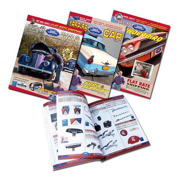 Mẫu catalogue xe cộ và vật dụng dành cho cánh mày râu