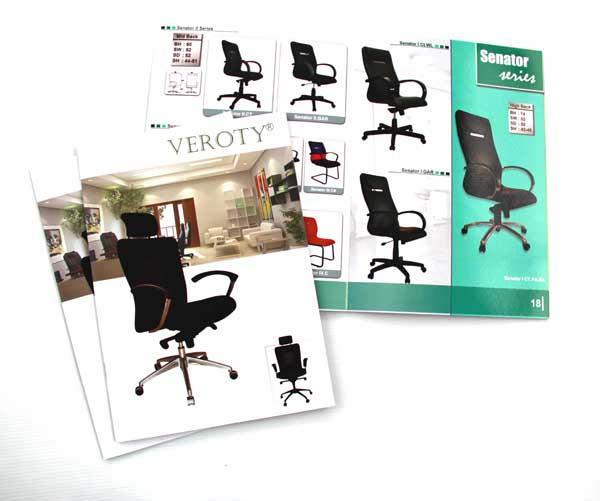 Mẫu catalogue nội thất văn phòng hiện đại
