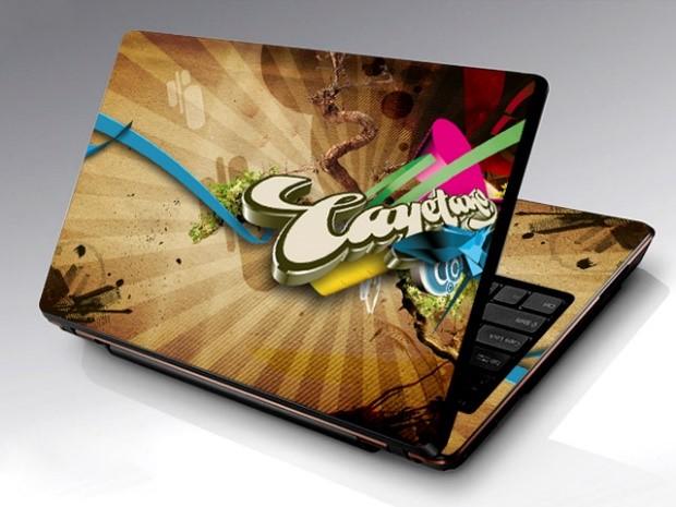 Xu hướng dán laptop bằng decal không mới lạ nhưng luôn được lòng người tiêu dùng Việt.