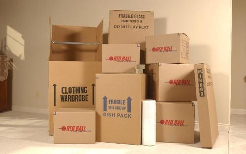 Mẫu in thùng giấy carton thường đa dạng về kích thước và kiểu dáng.