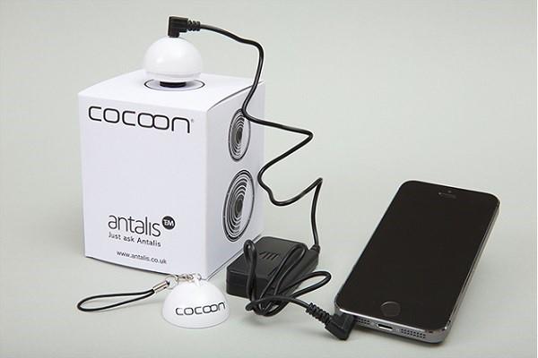 Hộp Cocoon thuộc dòng sản phẩm bảo vệ môi trường của hãng này.